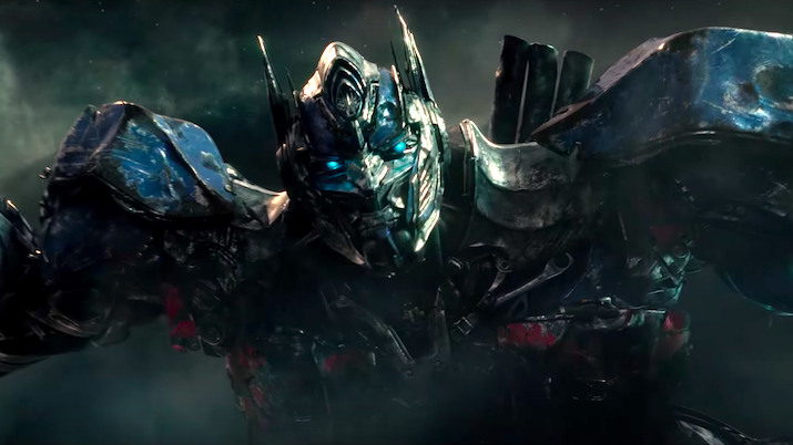 The First Trailer for Transformers: The Last Knight Goes Full Bayhem