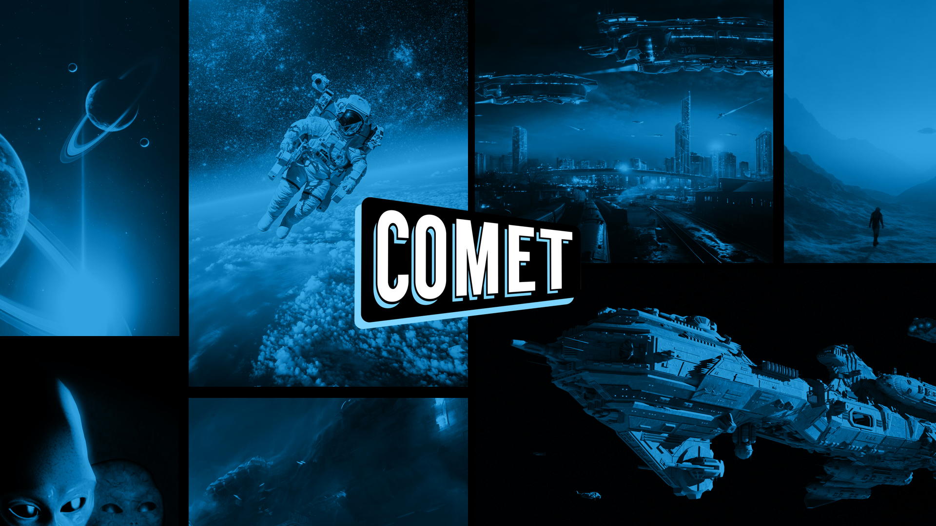 Space Out With COMET on Our New Roku and Apple TV Apps
