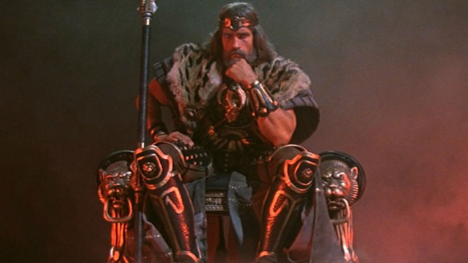 Arnold Schwarzenegger Is Still Trying to Get 'Legend of Conan' Made