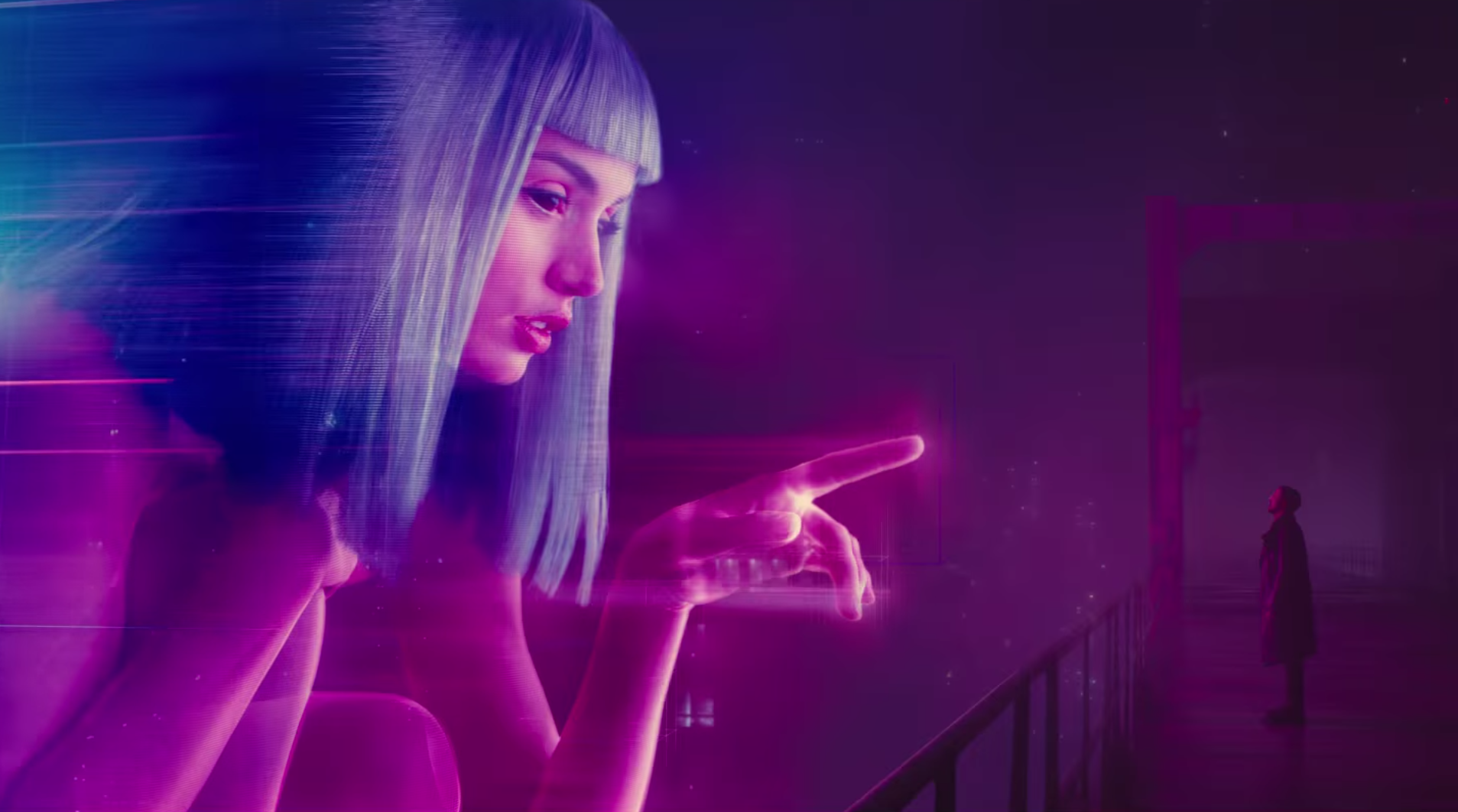 Blade Runner 2049 Posters Feature the Sleek and Schlubby