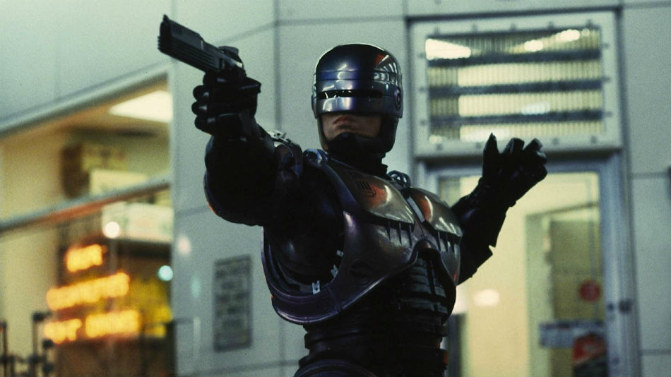 Peter Weller Is RoboCop Again, But It's Not What You Expect