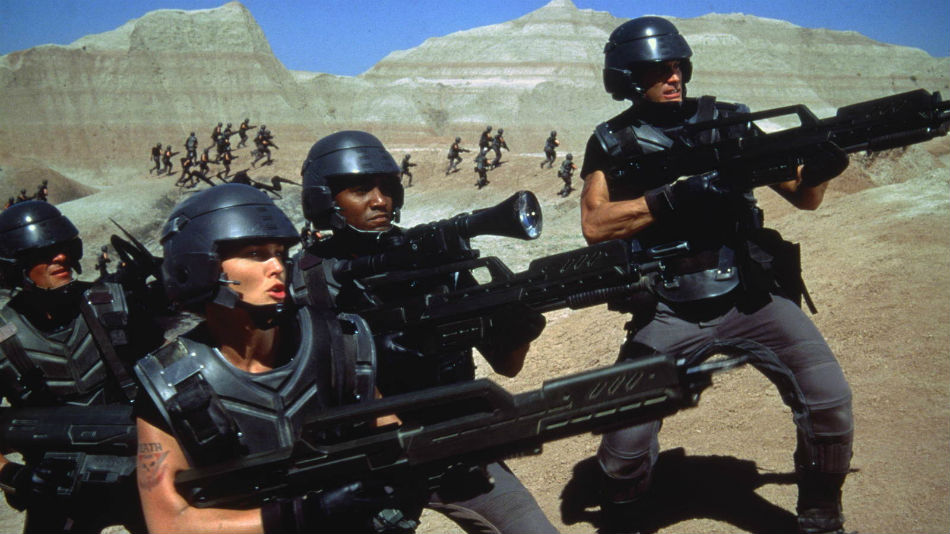 'Starship Troopers' May Be Getting a Sequel TV Series With the Original Cast