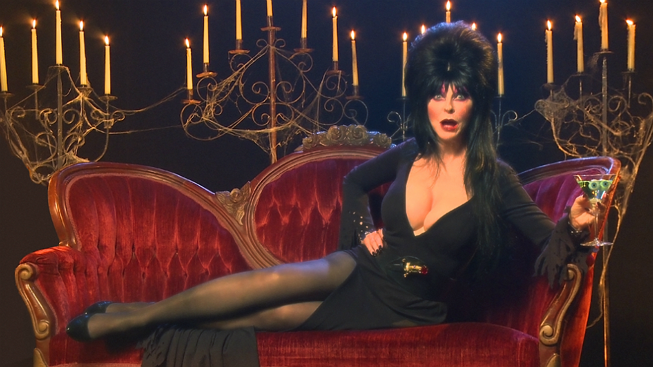 Elvira's Autobiography to Come Out Next Year in Time for Halloween