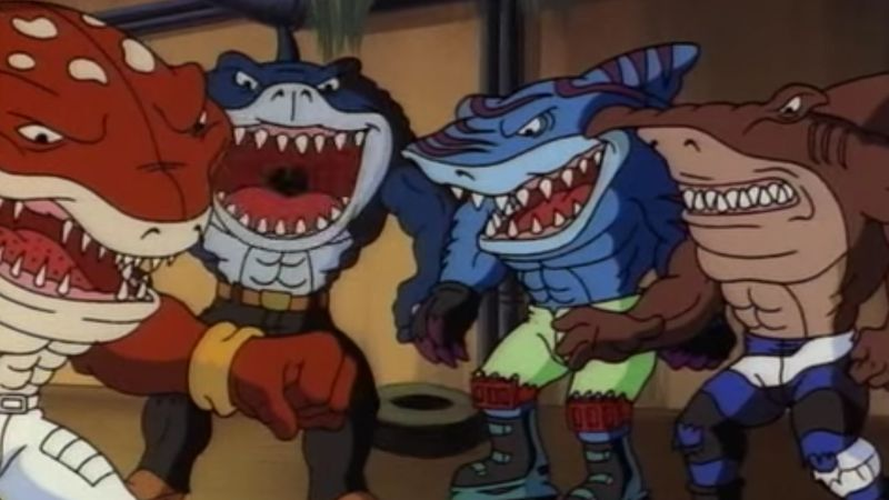 Ranking The 90s Most Obscure Sci Fi Fantasy Cartoons Comet Tv Sci Fi Network