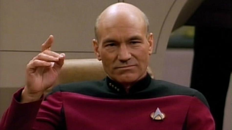 Patrick Stewart Has an Awesome Star Trek Crossover Idea