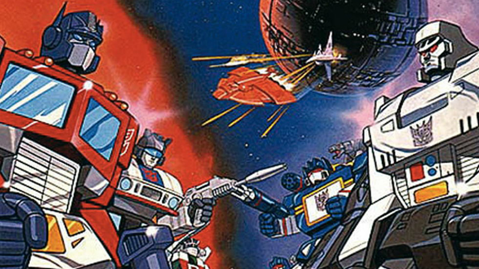 You Can Finally Get the Music from the '80s 'Transformers' Cartoon