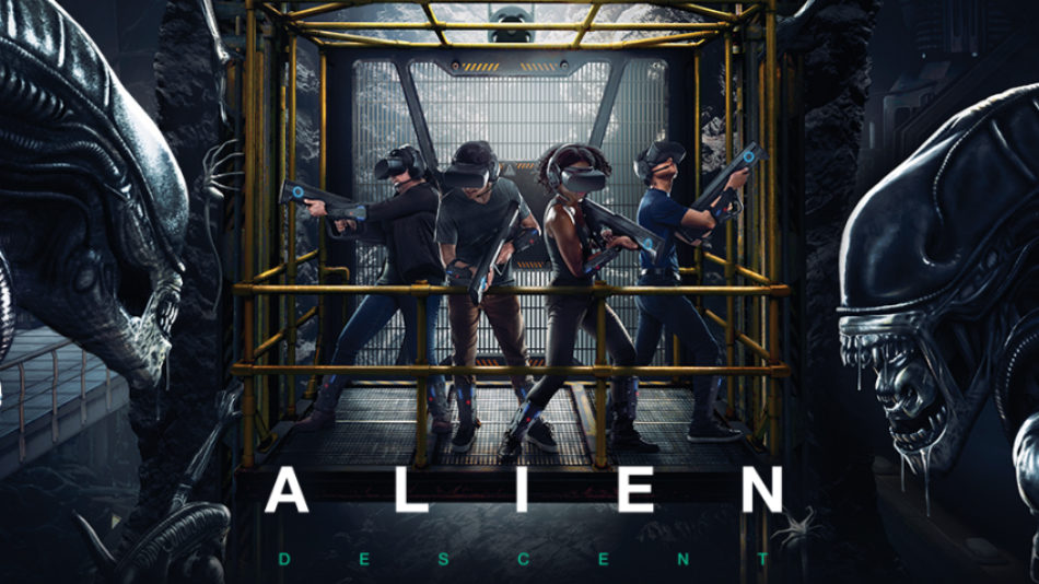 You'll Soon Be Able to Fight Xenomorphs in an 'Alien' VR Experience