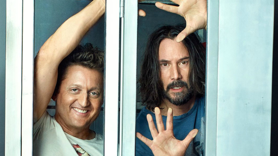 Here's Everything We Know So Far About 'Bill & Ted 3'