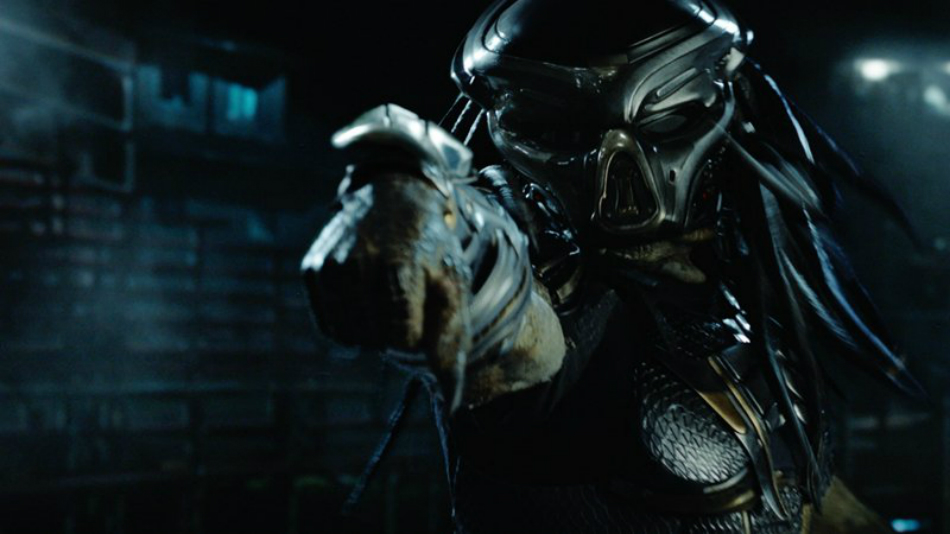 'The Predator' Trailer Is Here & We're Not Sure How We Feel About It
