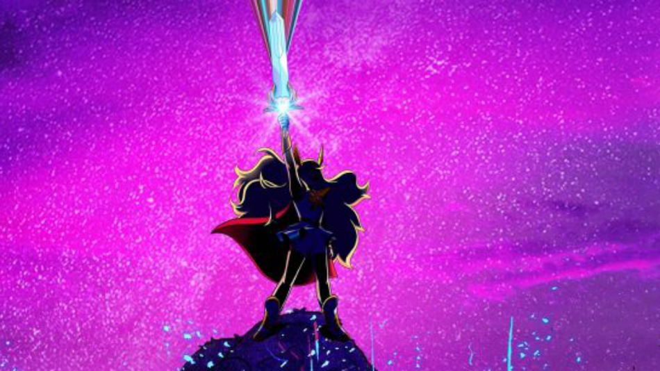 First Image & Cast from the New 'She-Ra' Reboot Revealed