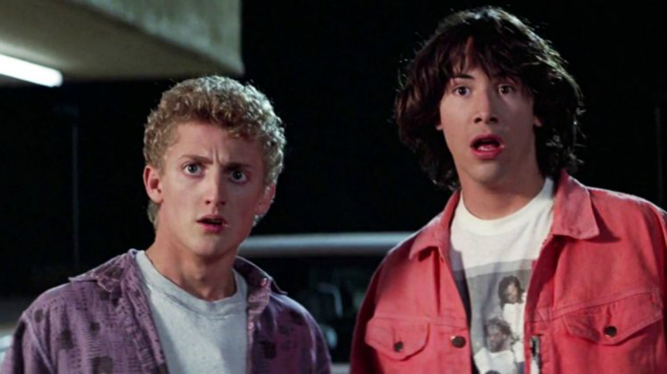 'Bill and Ted 3' Confirmed with Original Stars, Screenwriters, & Producer