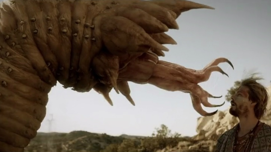 Watch the Trailer for the Canceled 'Tremors' Series