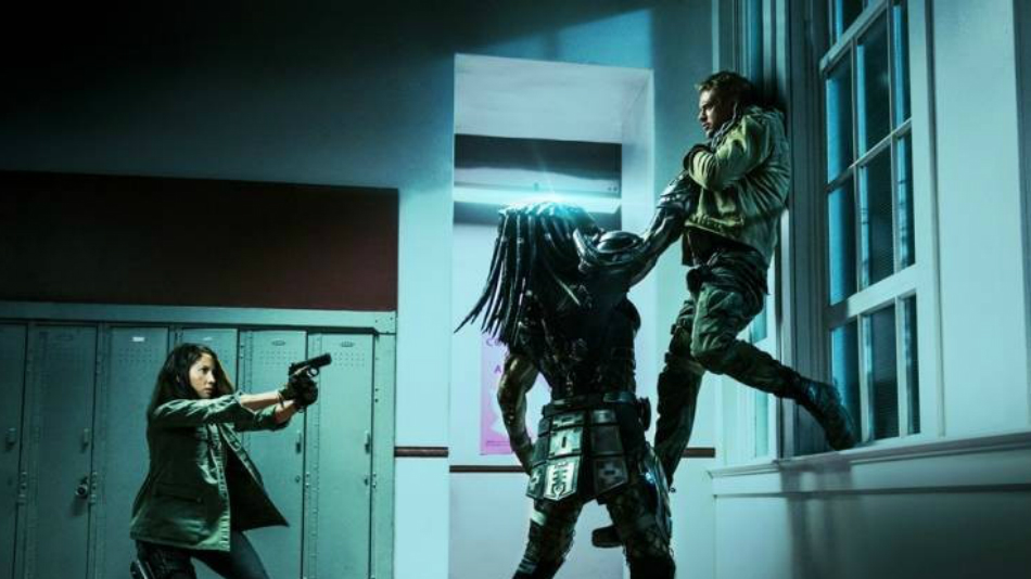 Rejoice! The New 'The Predator' Trailer Is Actually Good