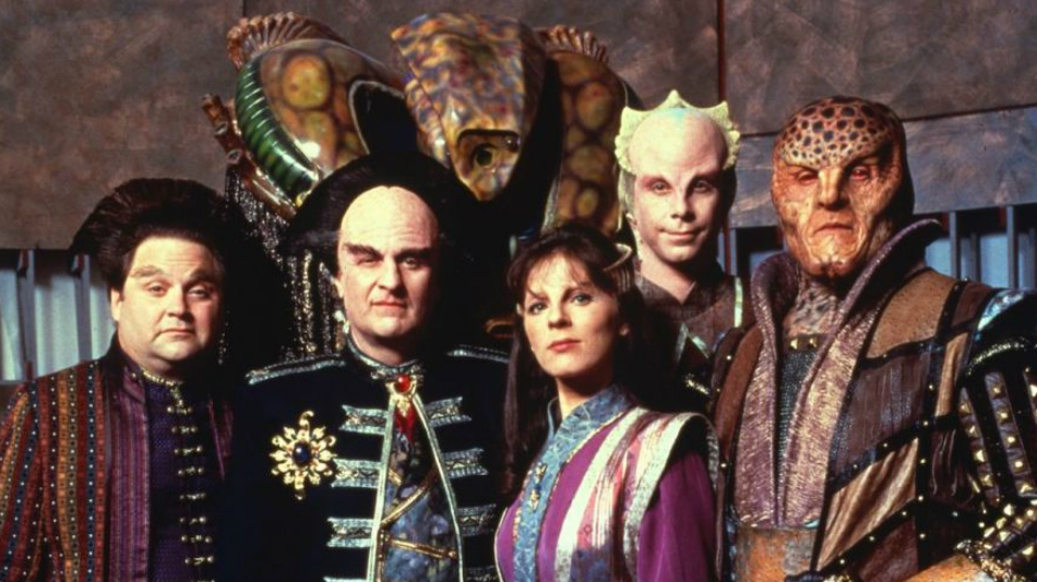 The 7 Most Revolutionary Space-Set TV Shows, From 'Star Trek' to 'Babylon 5'