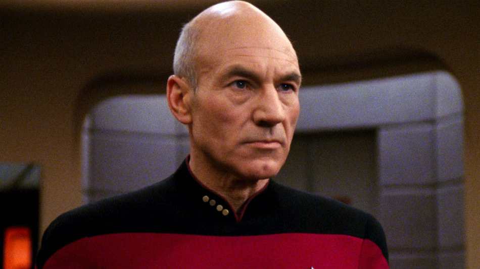 Patrick Stewart Officially Back as Picard for New Star Trek Series
