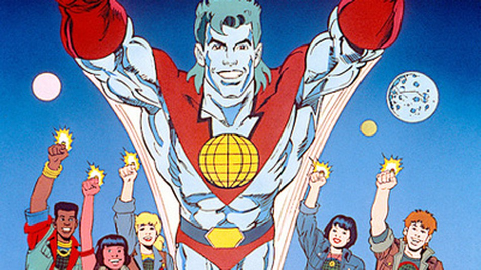 Apparently the Live-Action 'Captain Planet' Movie Is Going To Be 'Dark & Irreverent'