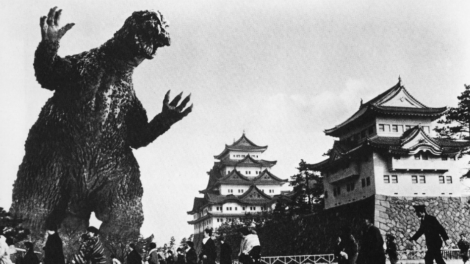The Internet Thinks Godzilla Is Behind the Disappearance of a Japanese Island