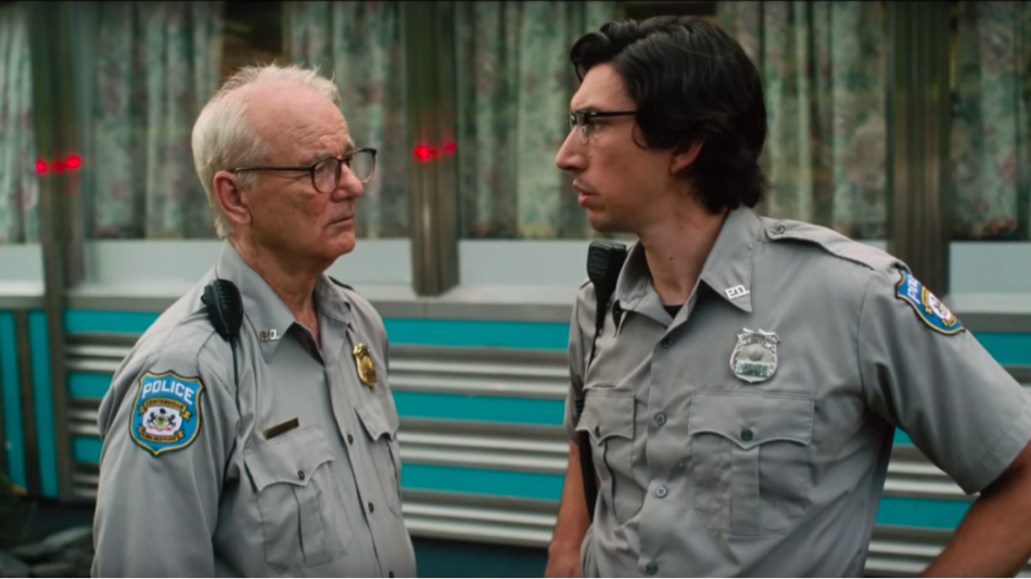 Bill Murray & Adam Driver Take Out Zombies in 'The Dead Don't Die' Trailer