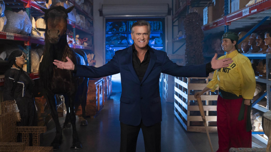 Bruce Campbell Talks New 'Ripley's' Hosting Gig & the Future of 'Evil Dead'