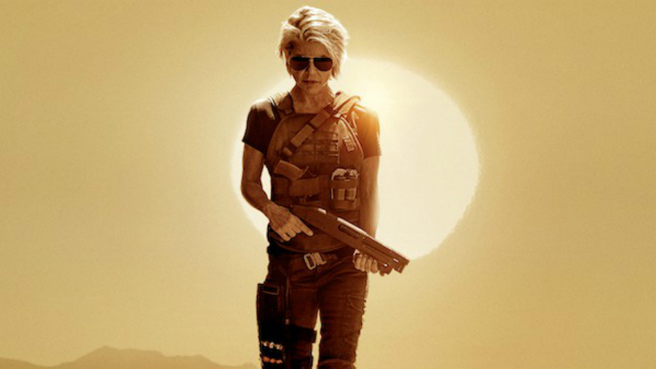 First Trailer for 'Terminator: Dark Fate' Sees Linda Hamilton Blow Up a Terminator