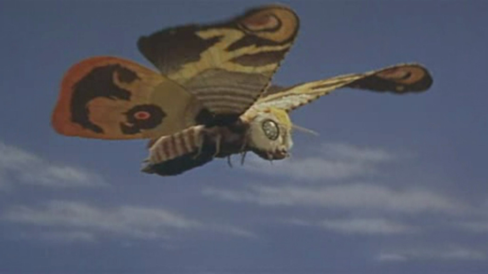 Original 'Mothra' Flying to Blu-ray for the First Time in the U.S.