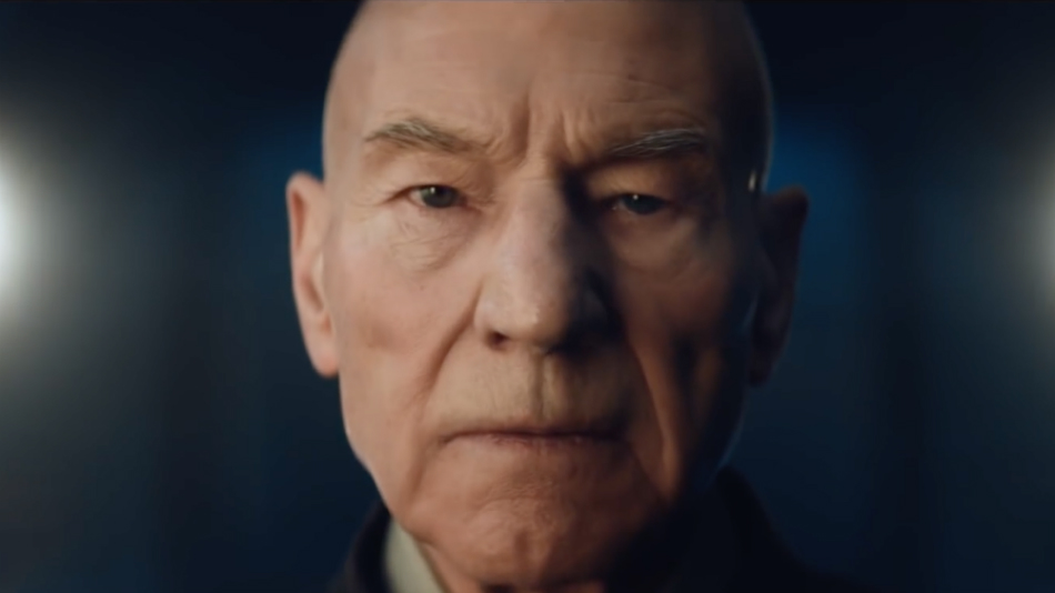 The First 'Picard' Trailer Certainly Is… Interesting