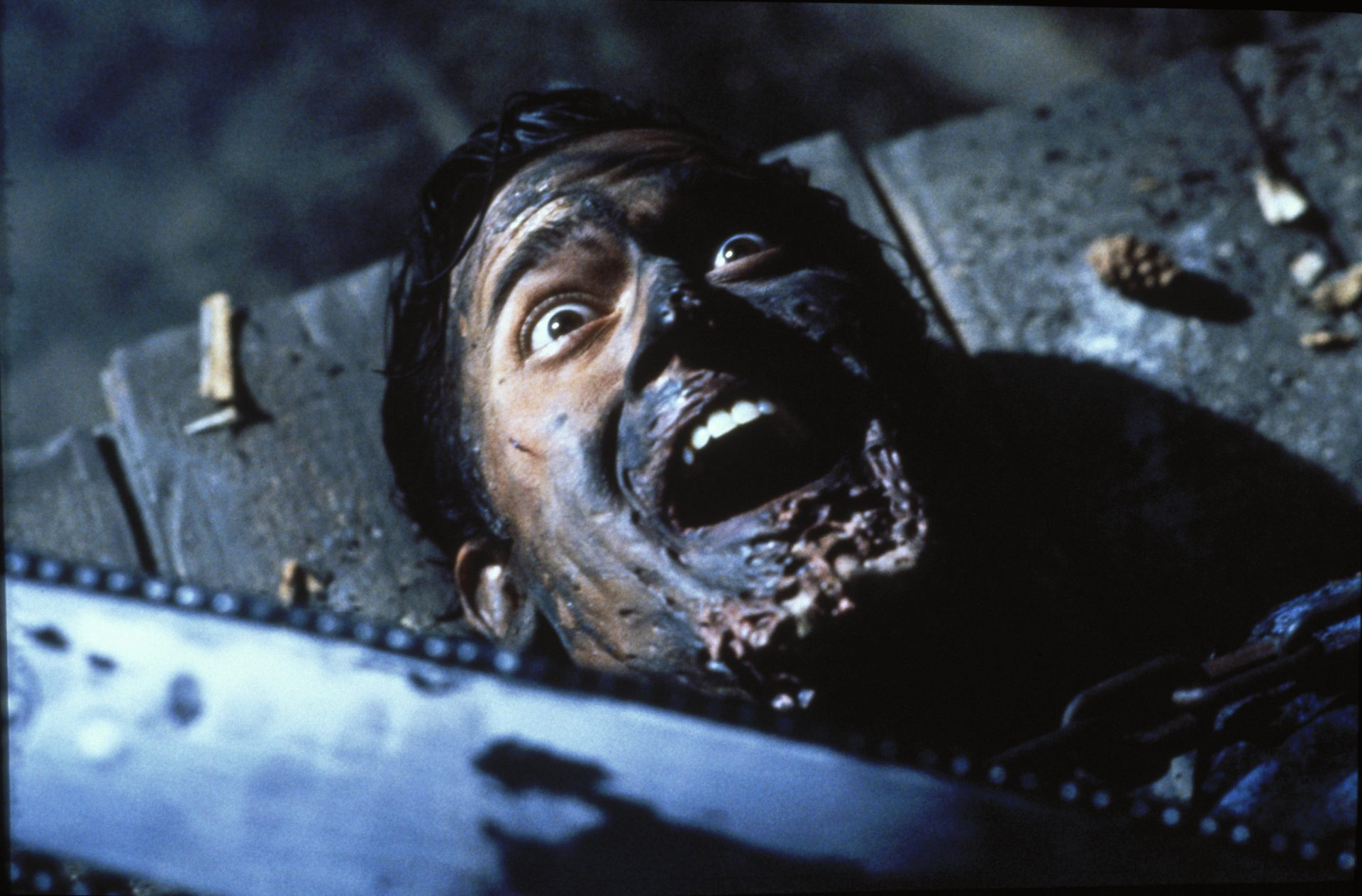 Sam Raimi Is Working on a New 'Evil Dead' Movie