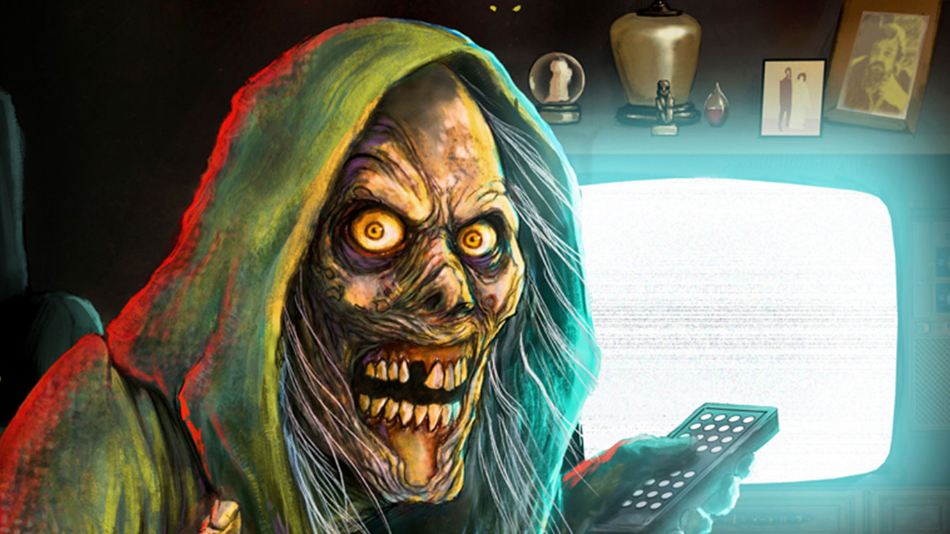 The Creep Is Back on the New Poster for the 'Creepshow' Reboot
