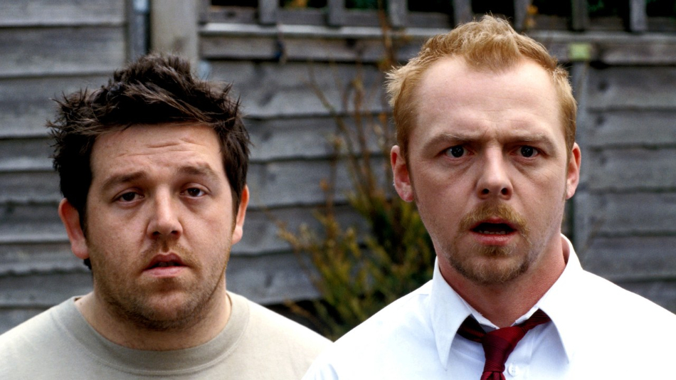 Simon Pegg & Nick Frost to Star in New Ghost Hunting Series