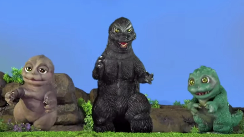 A 'Godzilla' Puppet Miniseries Has Hit the Internet
