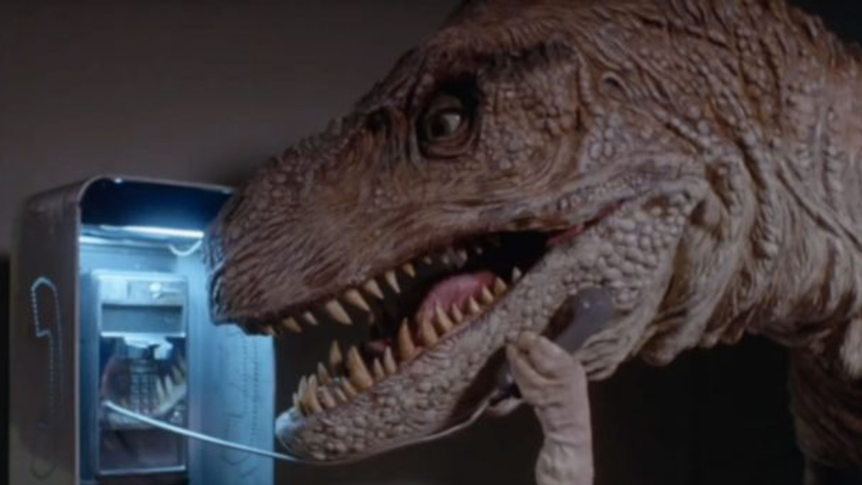 "Watch the Trailer for the New ""Gore Cut"" of Cult Classic 'Tammy & the T-Rex'"