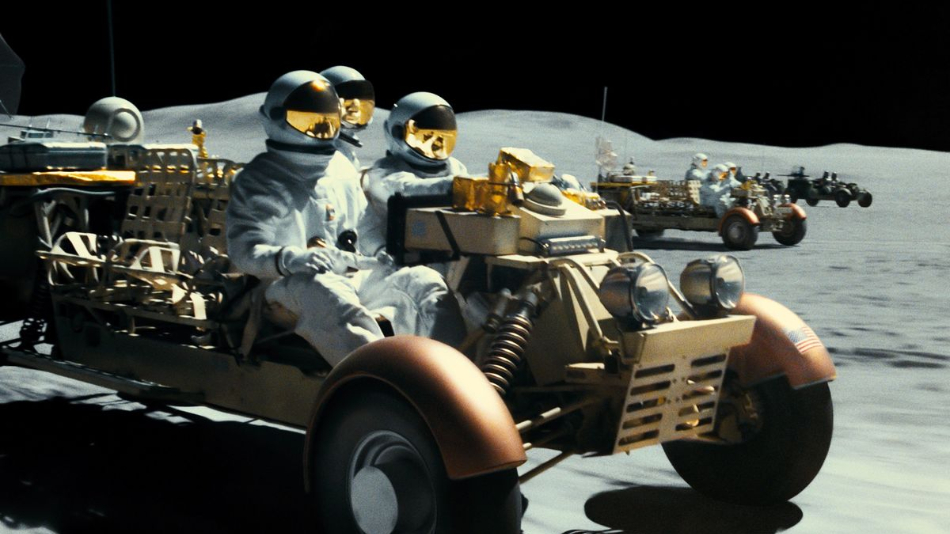 'Ad Astra' Clip Shows an Intense Battle on the Moon