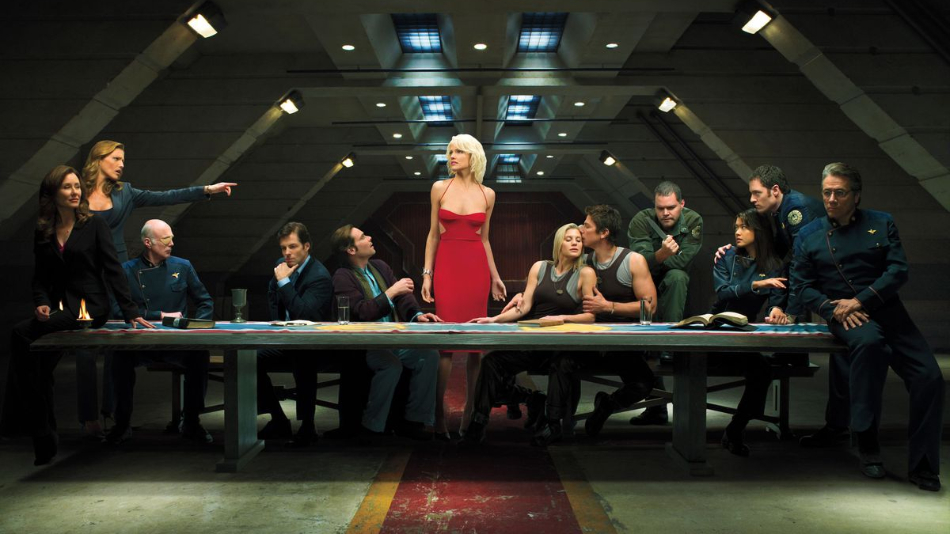 Another 'Battlestar Galactica' Series Is Coming