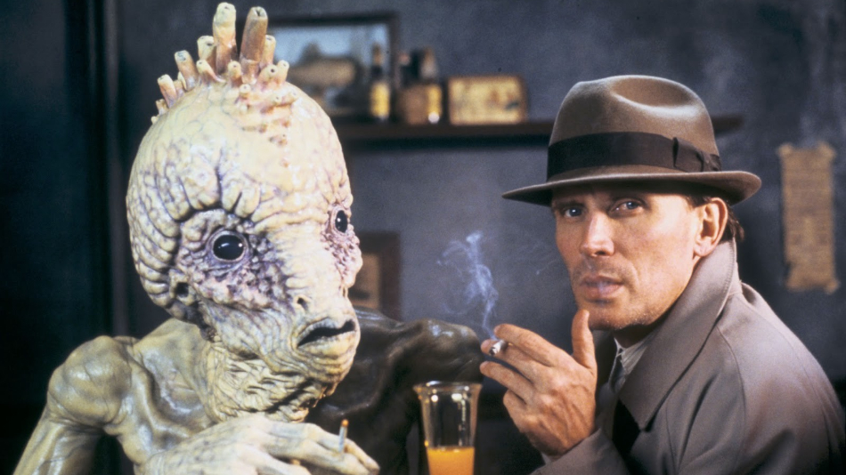 These Are Peter Weller's Five Most Outrageous Movies