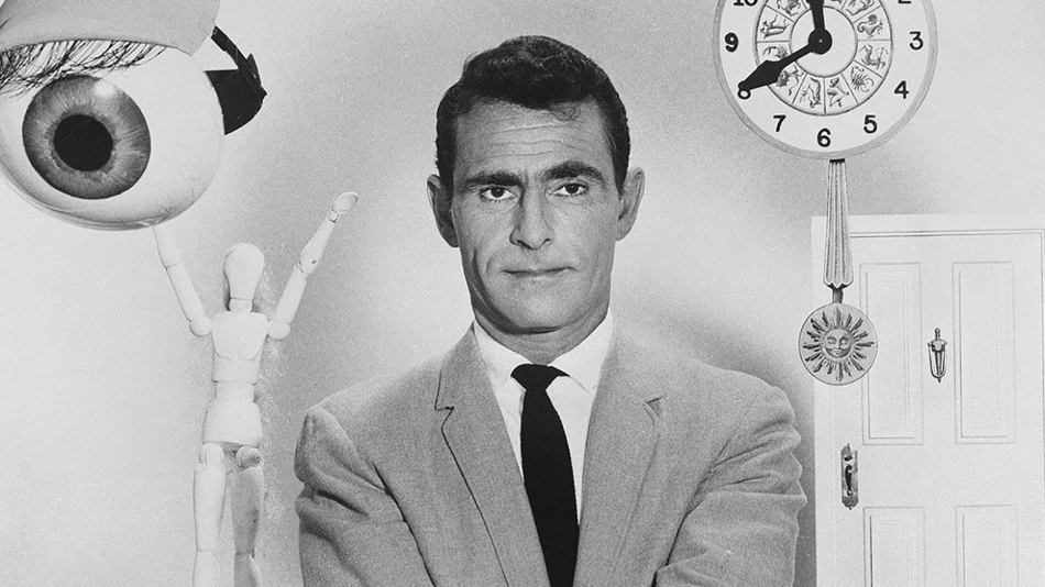 'Twilight Zone' Creator Rod Serling Is Getting His Own Biopic