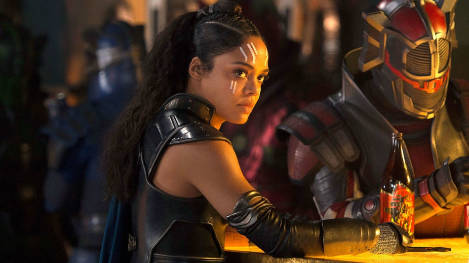 Tessa Thompson's Valkyrie to Be the First LGBTQ Hero of the MCU