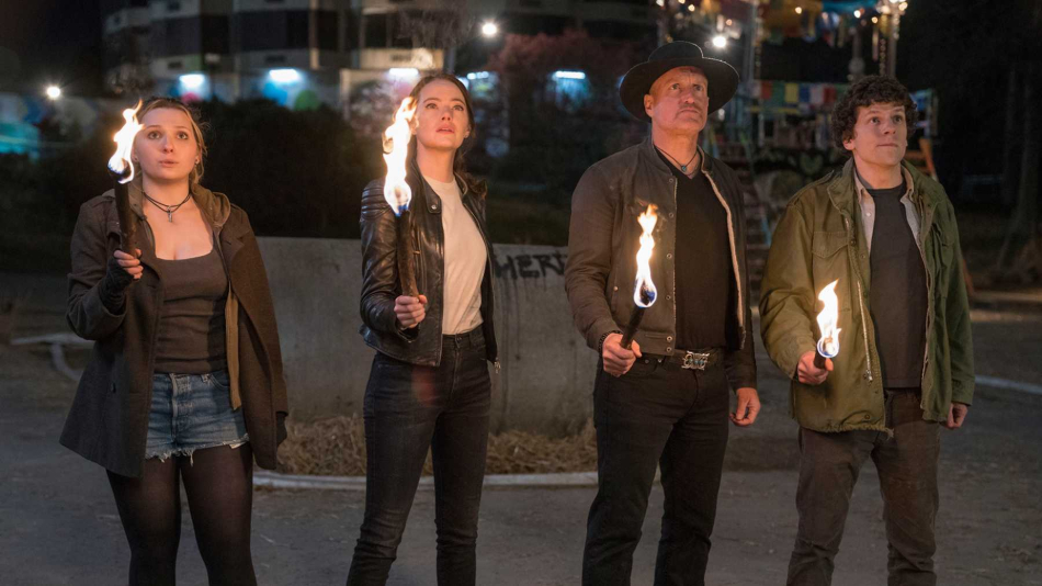 New 'Zombieland: Double Tap' Clip Reveals Rule #52