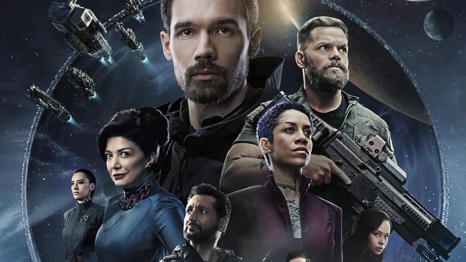 Watch the New Trailer for 'The Expanse' Season Four