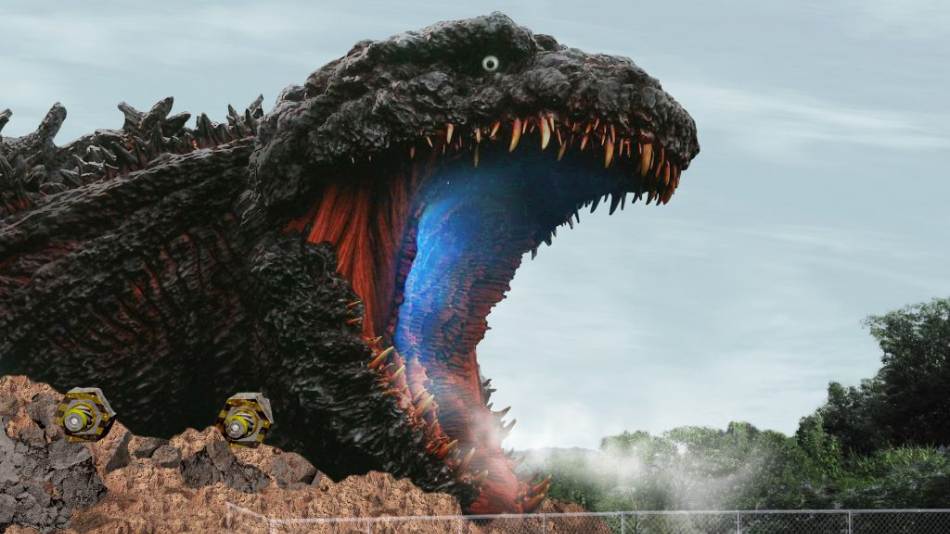 A Full-Scale Godzilla Attraction Is Coming to Japan