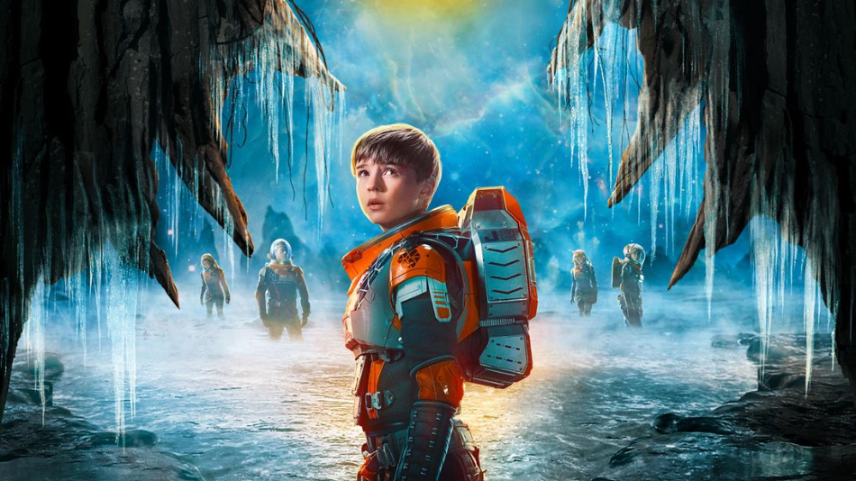 The New Trailer for 'Lost in Space' Season 2 Is Basically 'The Search for Robot'