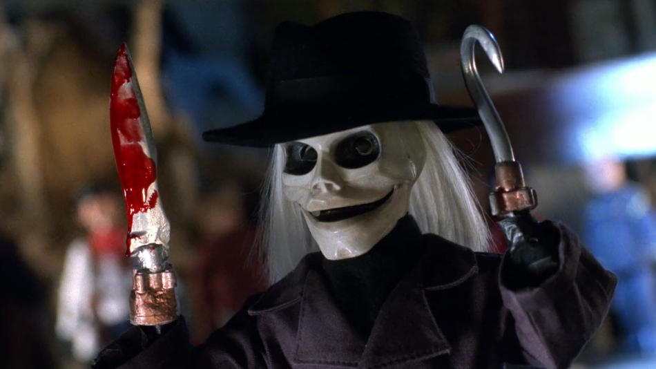 Watch the Creepy & Campy Trailer for Puppet Master Spinoff 'Blade: The Iron Cross'
