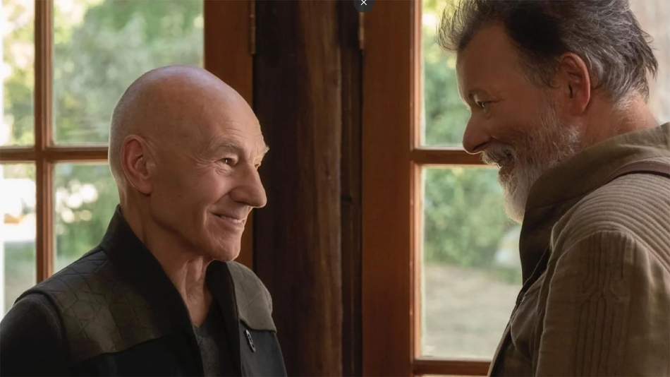The New 'Picard' Trailer Lays the 'TNG' Nostalgia on Thick