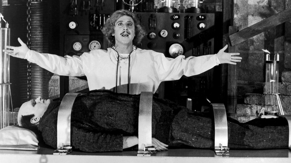 Mel Brooks Is Producing a Live Musical Adaptation of 'Young Frankenstein'