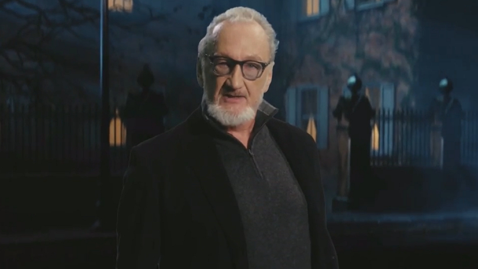 Robert Englund Does His Best Robert Stack Impression in the Trailer for 'True Terror'