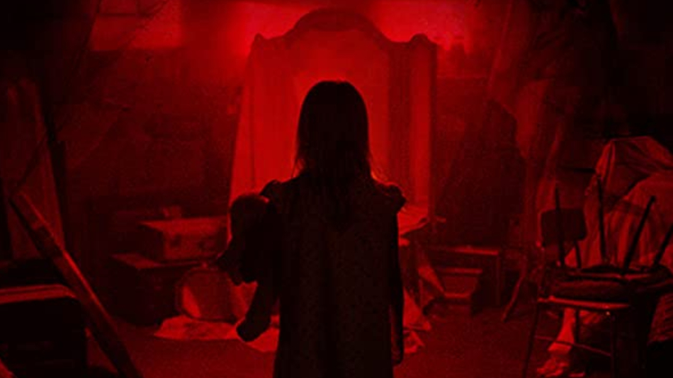 Cover Your Mirrors and Watch the Trailer for New Horror Film 'Behind You'