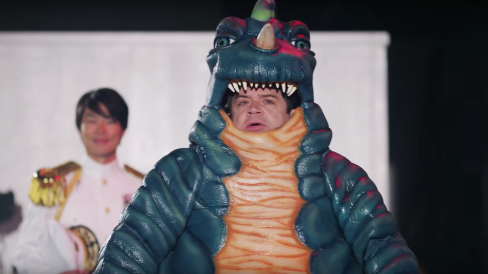 Watch Patton Oswalt Become a Godzilla-like Kaiju in the Short Film 'Monster Challenge'
